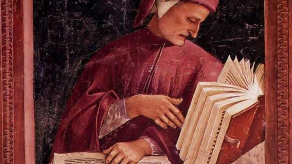 Hablando de Da Vinci ¿En algún momento llegó a convivir con Dante Alighieri, el autor de la Divina Comedia?
