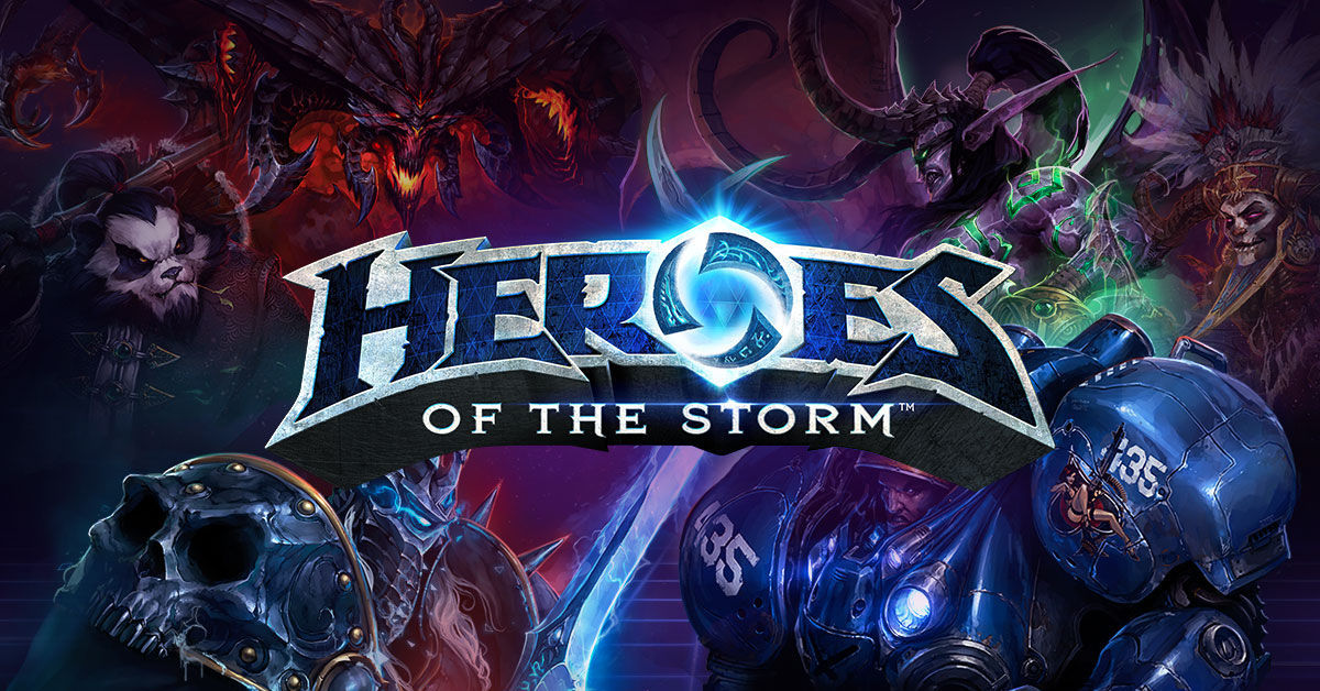 6549 - ¿Cuánto sabes de Heroes of the Storm?