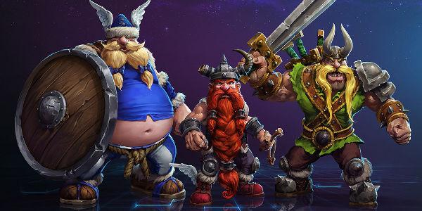 Volviendo al juego y ya para acabar, ¿qué hace el talento de Lost Vikings