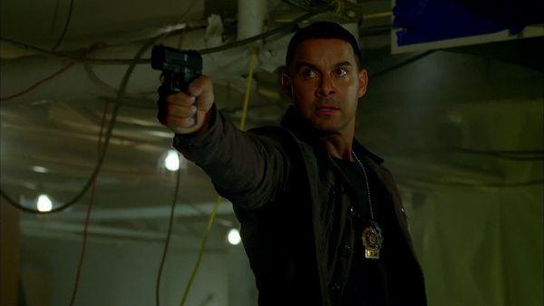 ¿Cuál es el nombre del detective Esposito?
