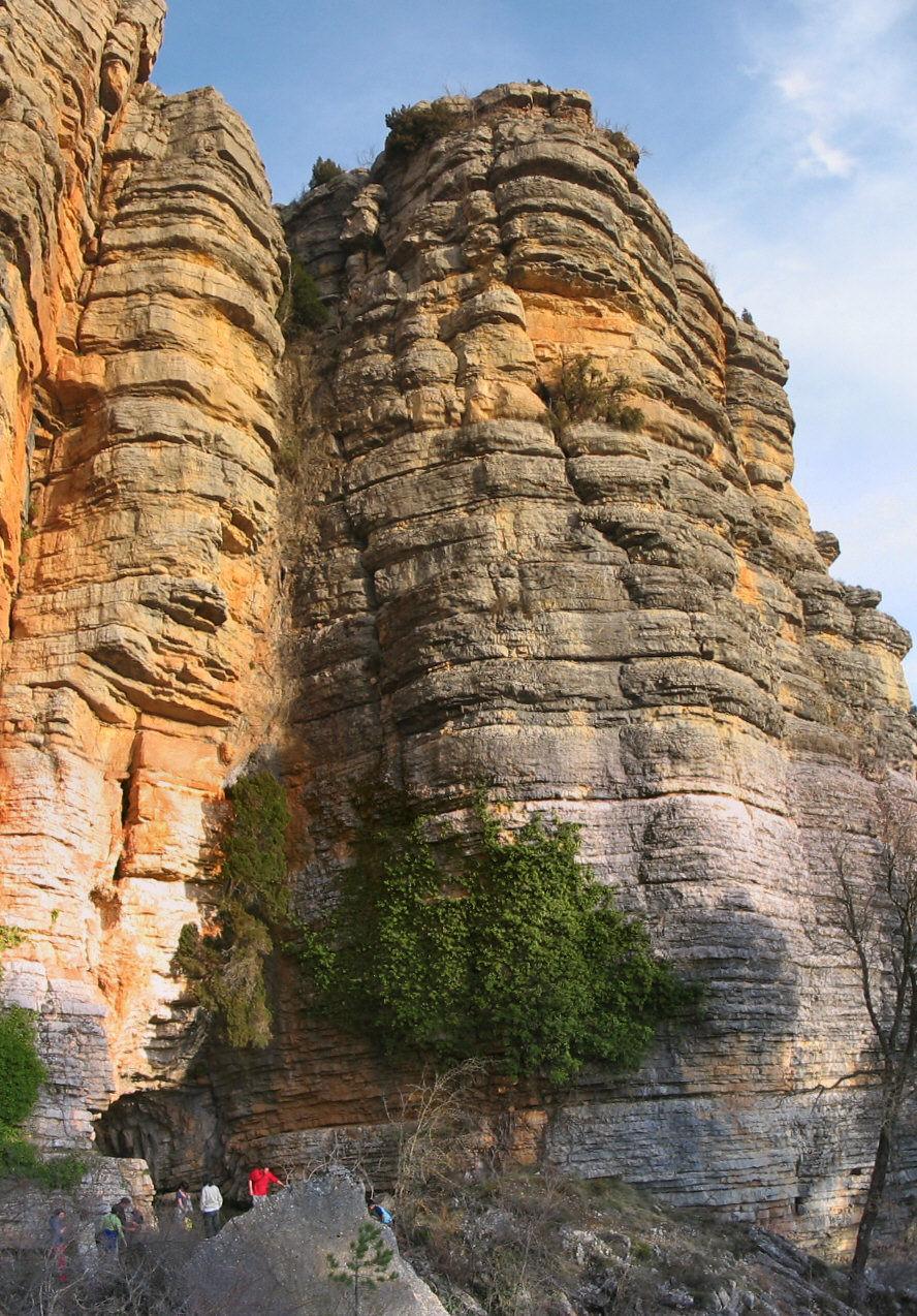 ¿Cómo se llama el proceso de creación de una roca sedimentaria?