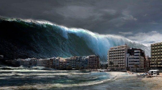 50% ¿Qué origina los maremotos?