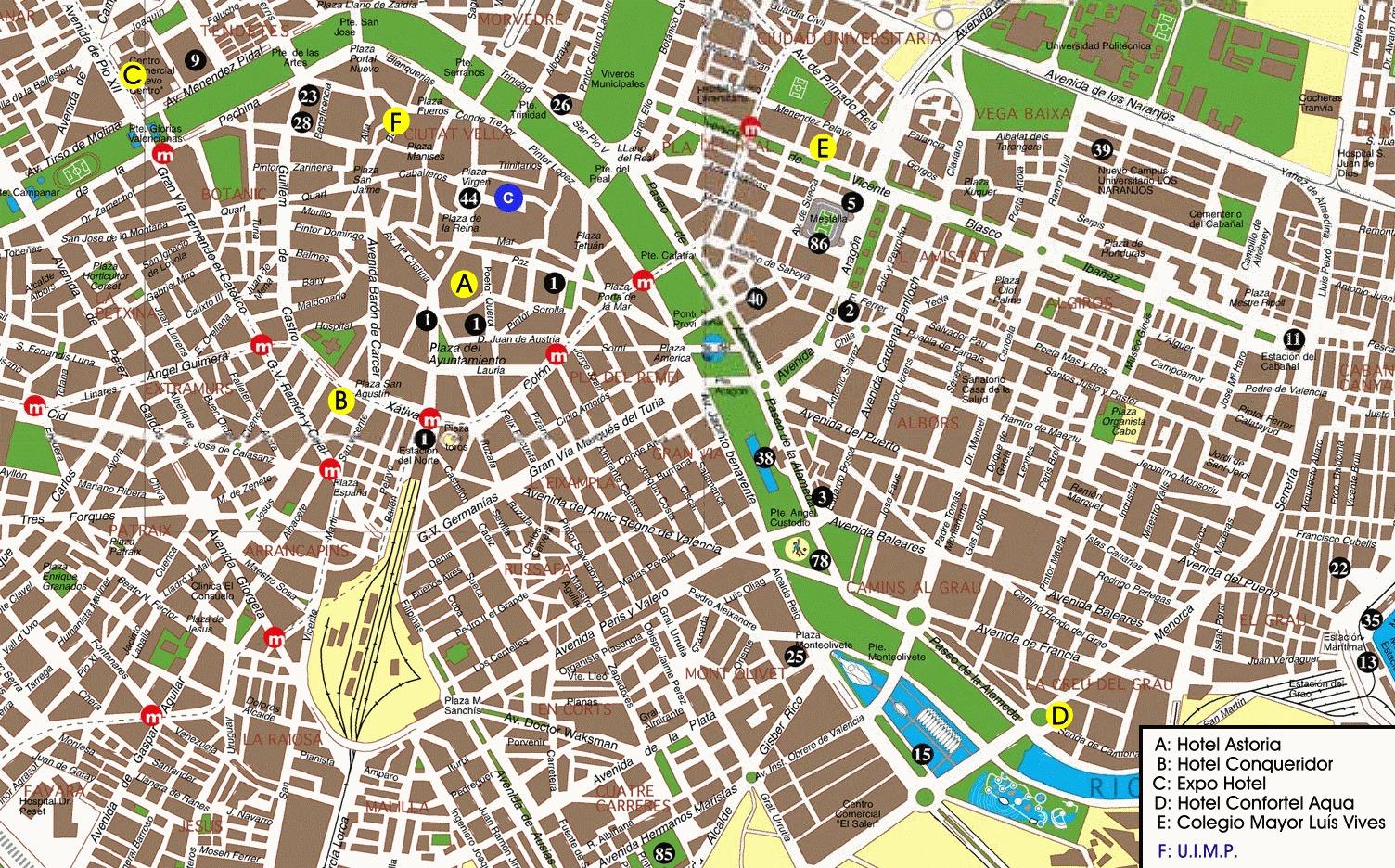 Si eres de l'Horta, ¿dónde vives?