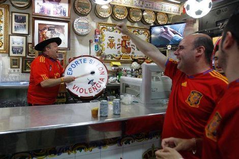 Si te pides en un bar un 'bombón', ¿Qué te van a dar?