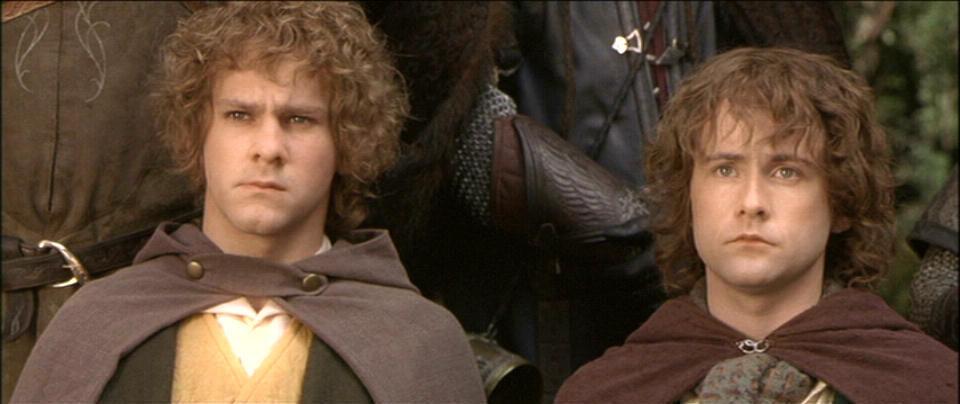 ¿Qué crees que hubiera pasado si Merry y Pippin no se hubieran unido a la Compañía del Anillo?