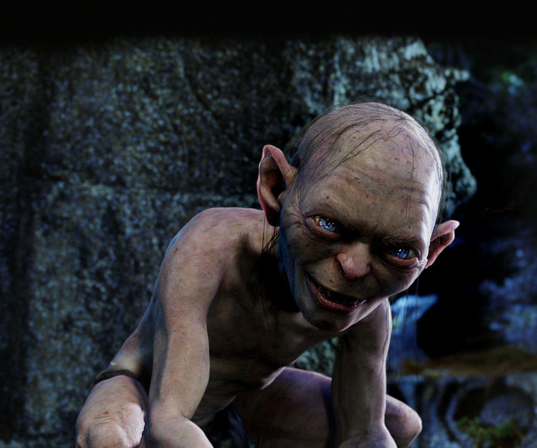 ¿Qué hubiera pasado si Gollum no hubiera aparecido?