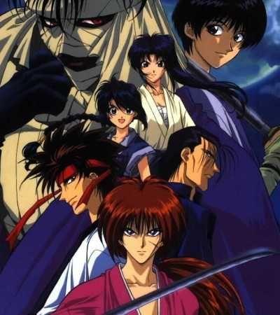 6624 - ¿Viste Rurouni Kenshin, Samurai X?