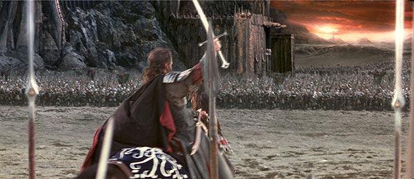 ¿Qué hubiera pasado si las águilas no hubieran llegado en la batalla de la Puerta Negra?