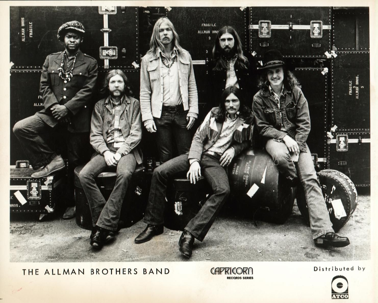 ¿En qué sala de conciertos se grabó el directo que lanzó a la fama a The Allman Brothers Band?
