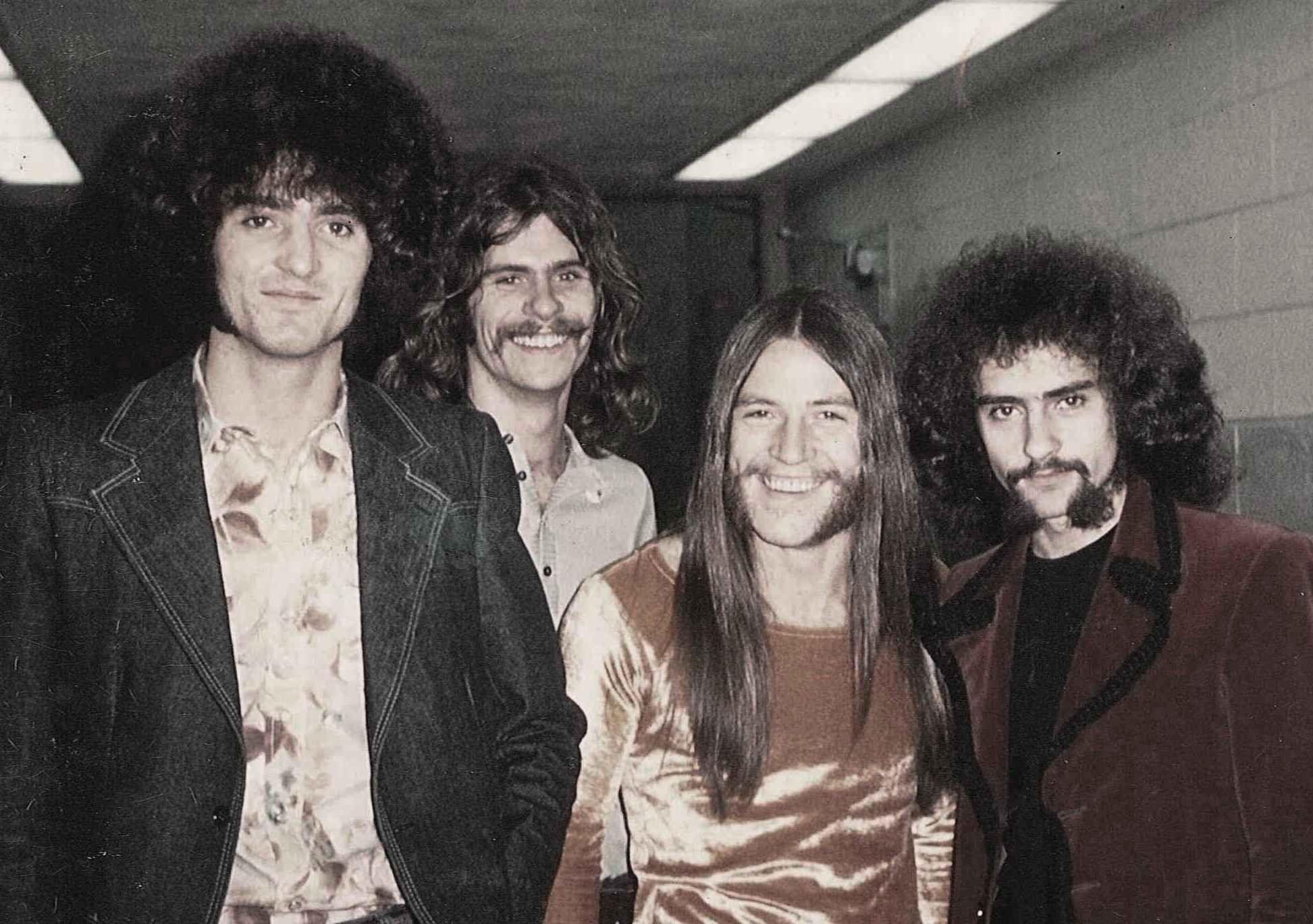 ¿Cuál de estos músicos no estaba en el debut de Grand Funk Railroad?