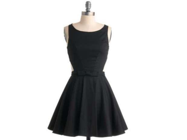 ¿Este vestido me hace gorda?