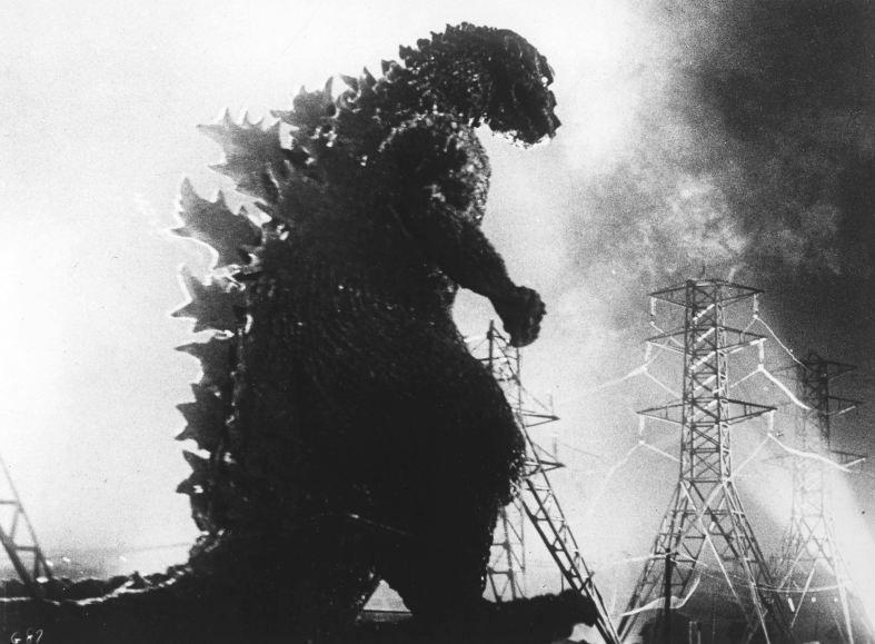 ¿Cuál fue la altura de Godzilla en su primera película?