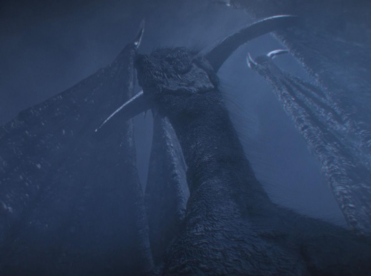 ¿Cuál de las siguientes criaturas no es un Dragón?