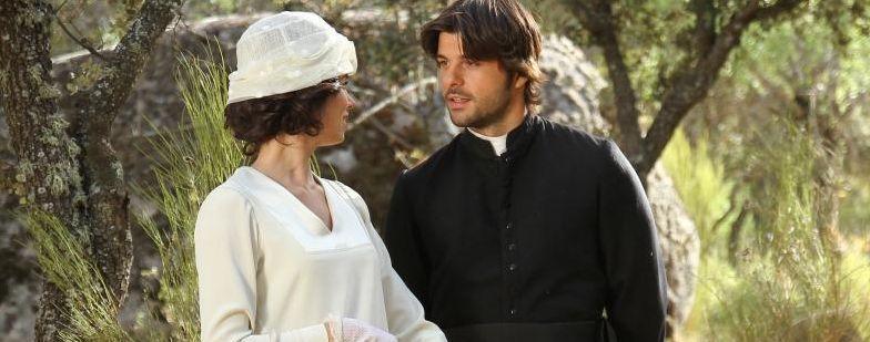 ¿Por qué en un principio el amor de María y Gonzalo/Martín era imposible?