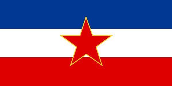 ¿La República Federativa Socialista de Yugoslavia?