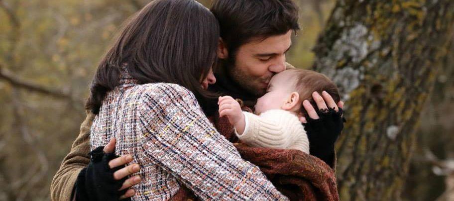 María y Gonzalo/Martín tienen una hija. ¿Cómo se llama la niña?