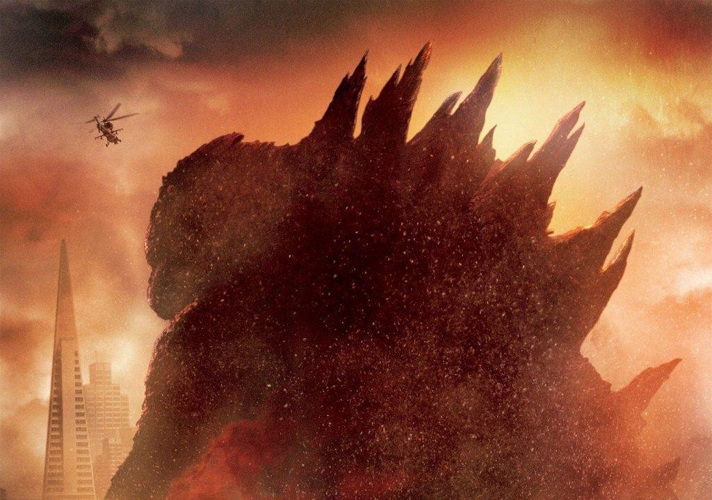 ¿Quién es el director de Godzilla 2014?
