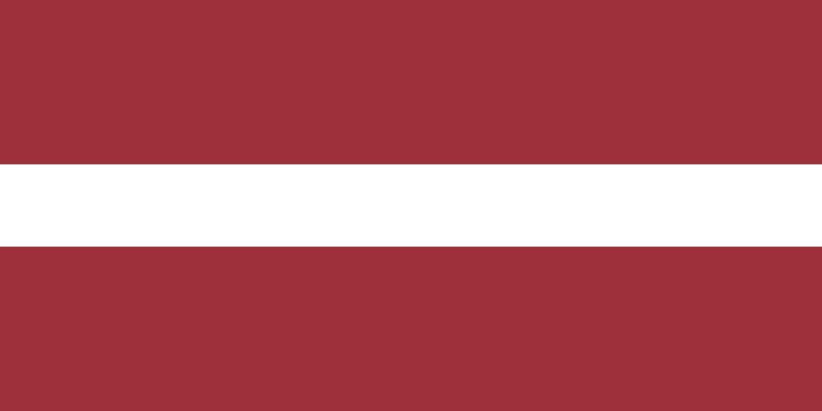 ¿Letonia?
