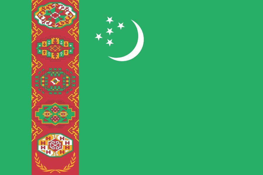 Este país es Turkmenistán, ¿Perteneció a la URSS?