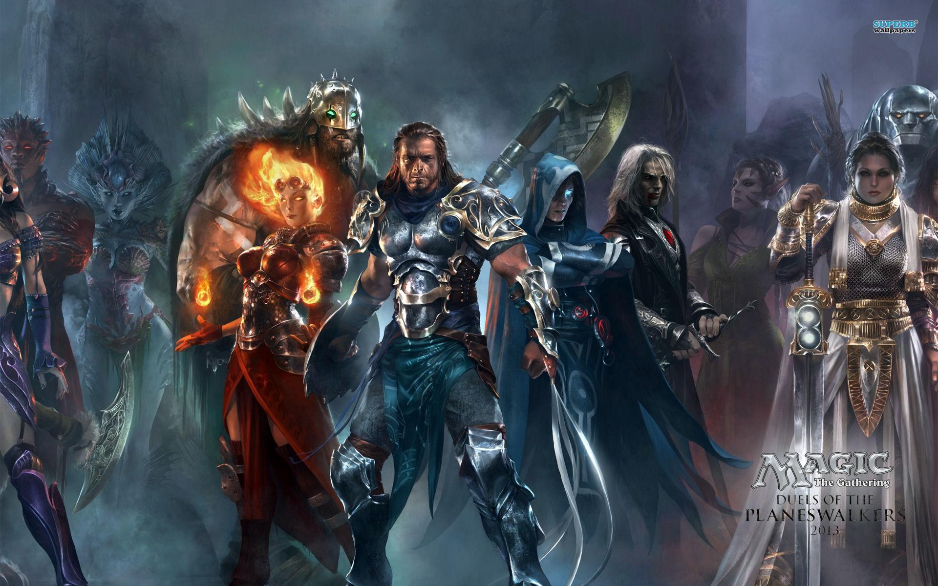 6589 - ¿Cuánto sabes de la historia de Magic: The Gathering? [Avanzado]