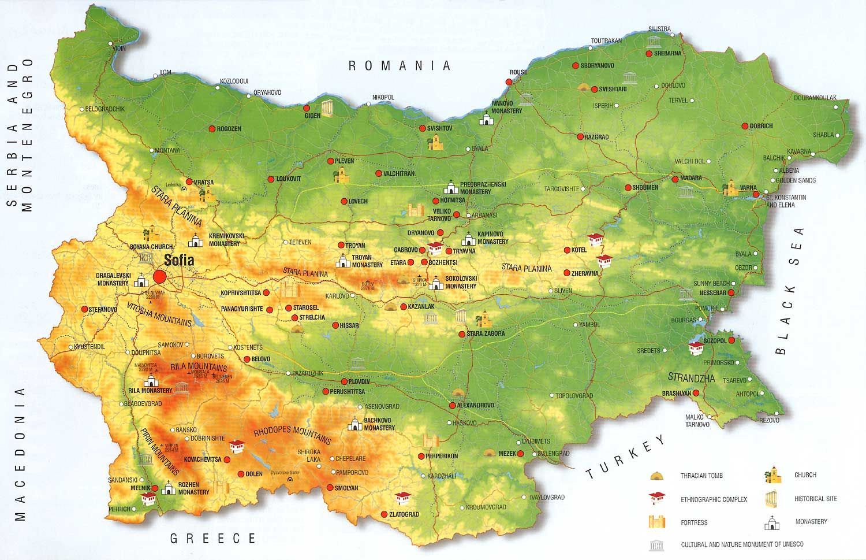 6765 - ¿Cuánto sabes de Bulgaria?