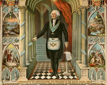 ¿A qué grupo pertenecía Washington y la mayoría de los dirigentes estadounidenses?