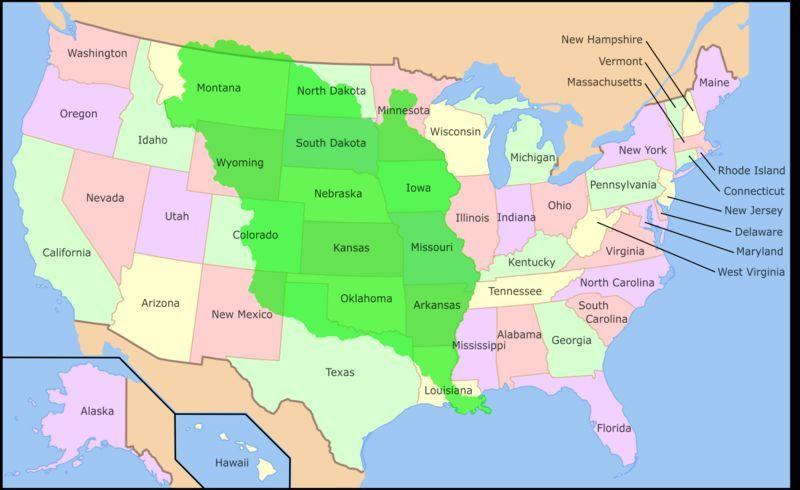 ¿A quién le compraron la Luisiana en 1803?