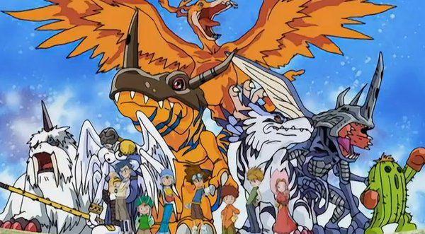 ¿Quién de estos personajes de Digimon sabe tocar la armónica?