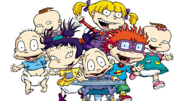 En la famosa serie Los Rugrats, ¿quien es Dil?