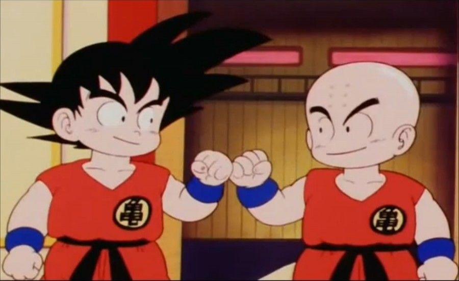 En la afamada serie Dragon Ball y Dragon Ball Z, ¿cuántas muertes sumaron Goku y Krilin?