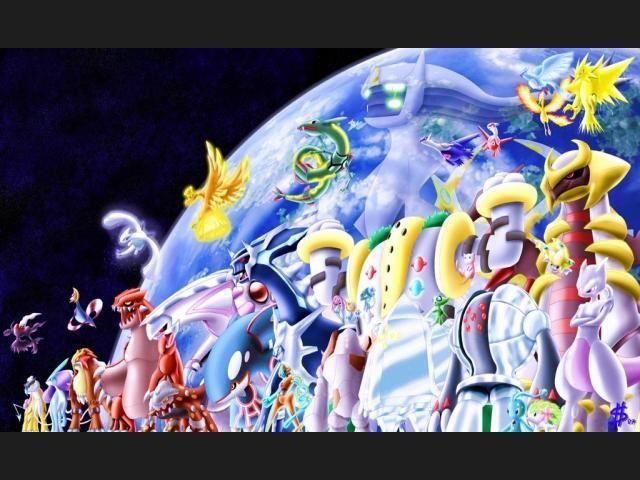 6805 - ¿Puedes atrapar estos Pokémon legendarios relacionándolos con sus objetos de evento?