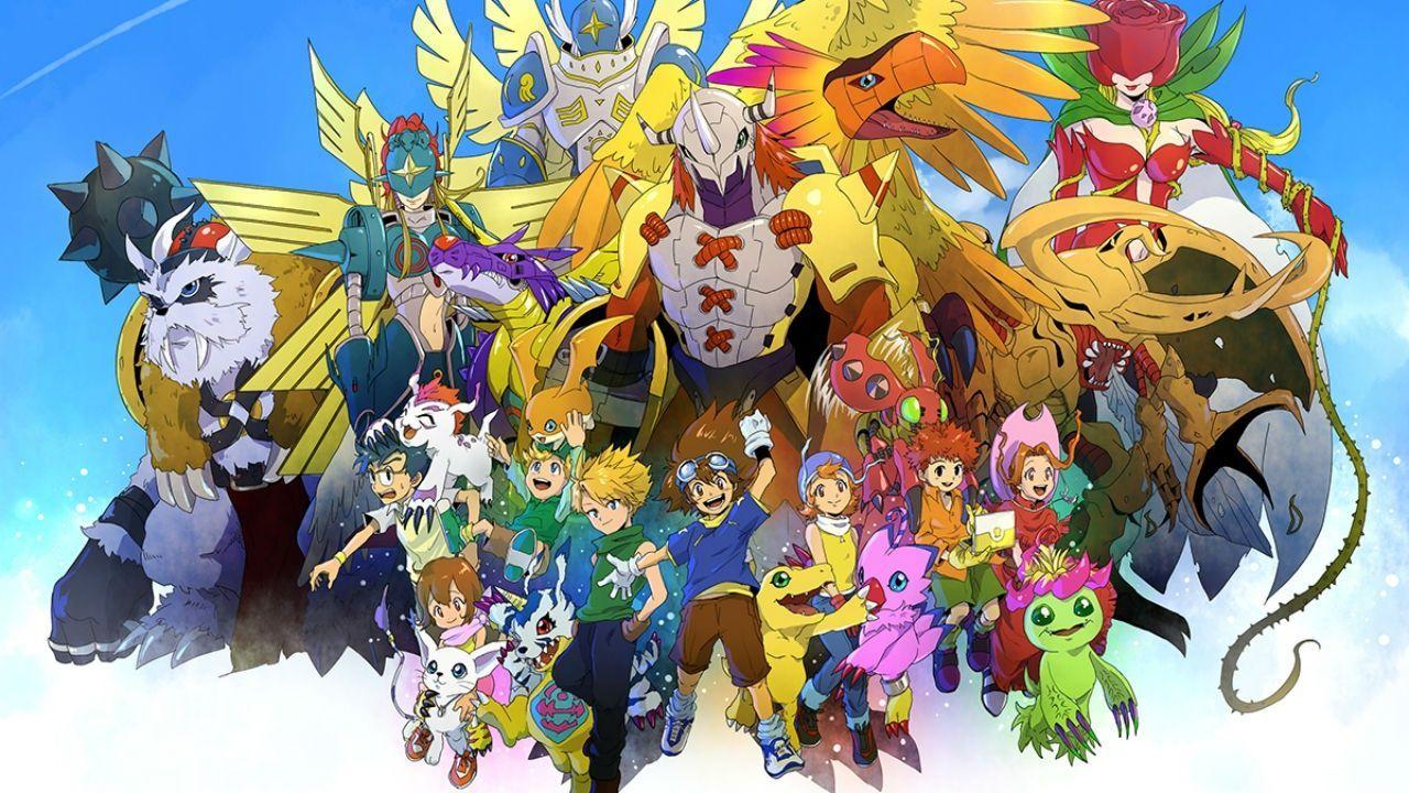 6831 - ¿Sabrías identificar a estos Digimon?