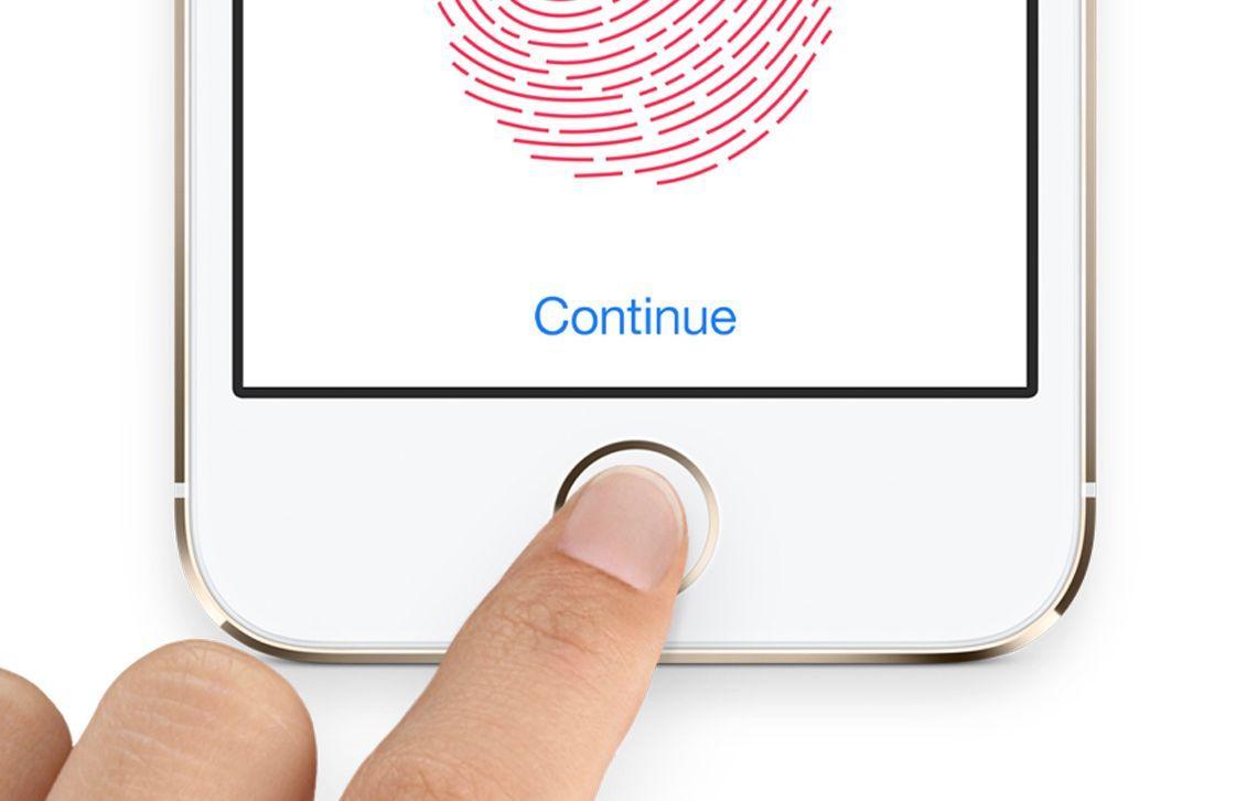 Si haces doble tap, (no doble click), en los iPhone con touch ID, ¿Qué ocurre?