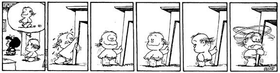 ¿Cómo se llama el hermano de Mafalda?