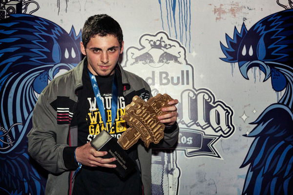 ¿A qué mc's le ganó Elekipo para hacerse con la nacional de Gold Battle en Almería?