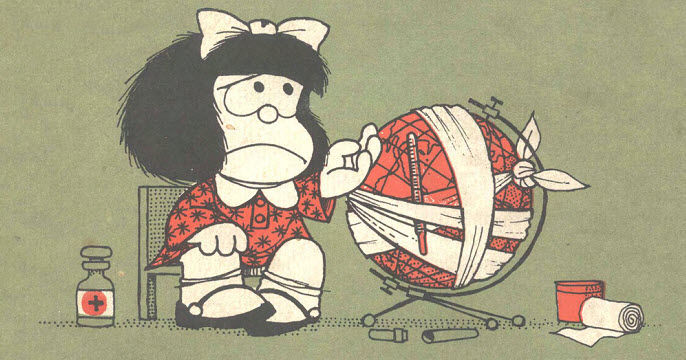 ¿De qué país es orginario Mafalda?