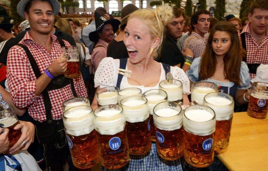 La oktoberfest de Múnich es una fiesta muy famosa, pero ¿en que mes empieza?