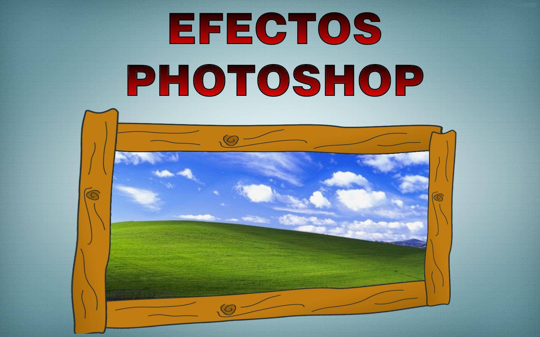 7020 - ¿Eres capaz de relacionar estos efectos de photoshop?