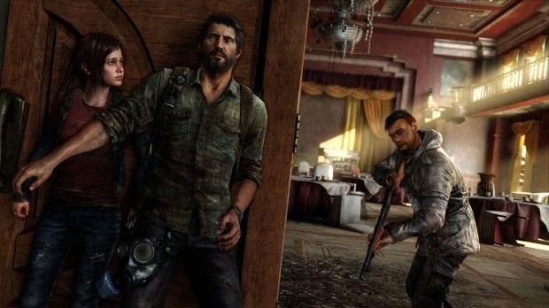 ¿Qué personajes (aparte de Joel) podemos controlar en determinadas partes del juego?