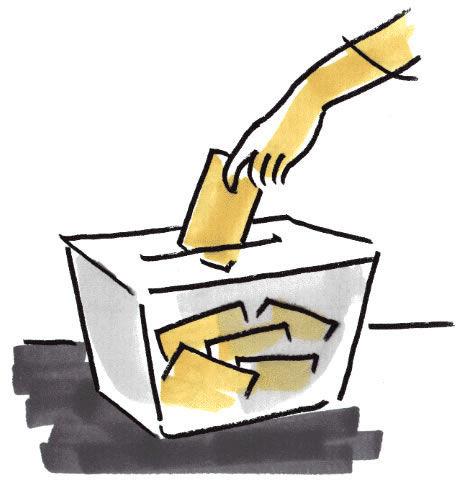 ¿Las mujeres tenían derecho a votar en las elecciones?