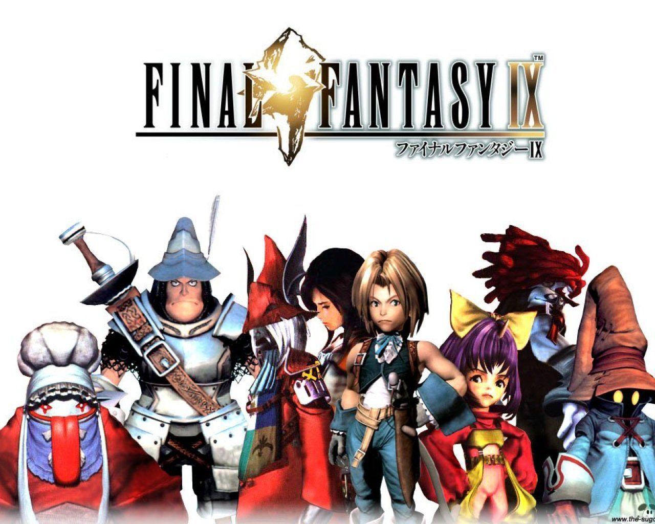 7031 - ¿Cuánto sabes de Final Fantasy 9?