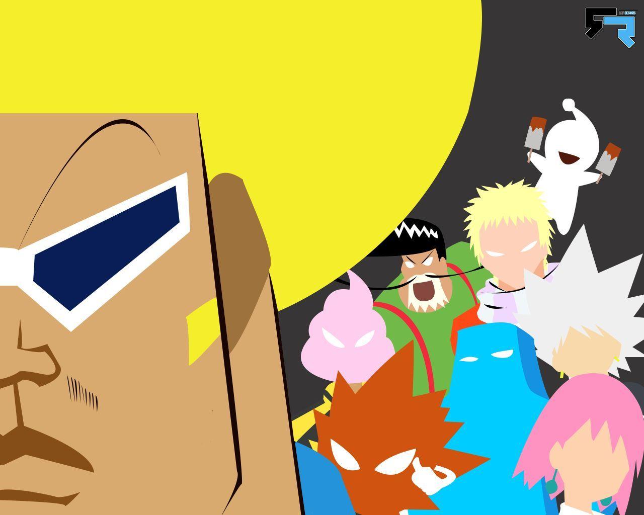 7057 - Personajes de Bobobo. ¿Podrás reconocerlos a todos?