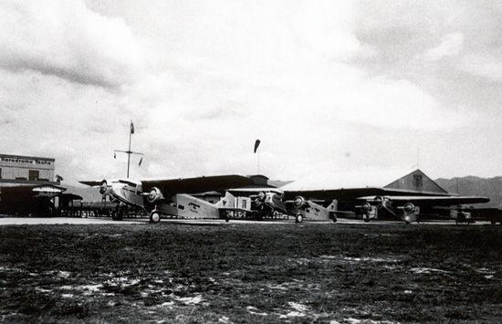 En Colombia se creó la segunda aerolínea más antigua aún operando y la primera de América. Esta se creó en la ciudad de...