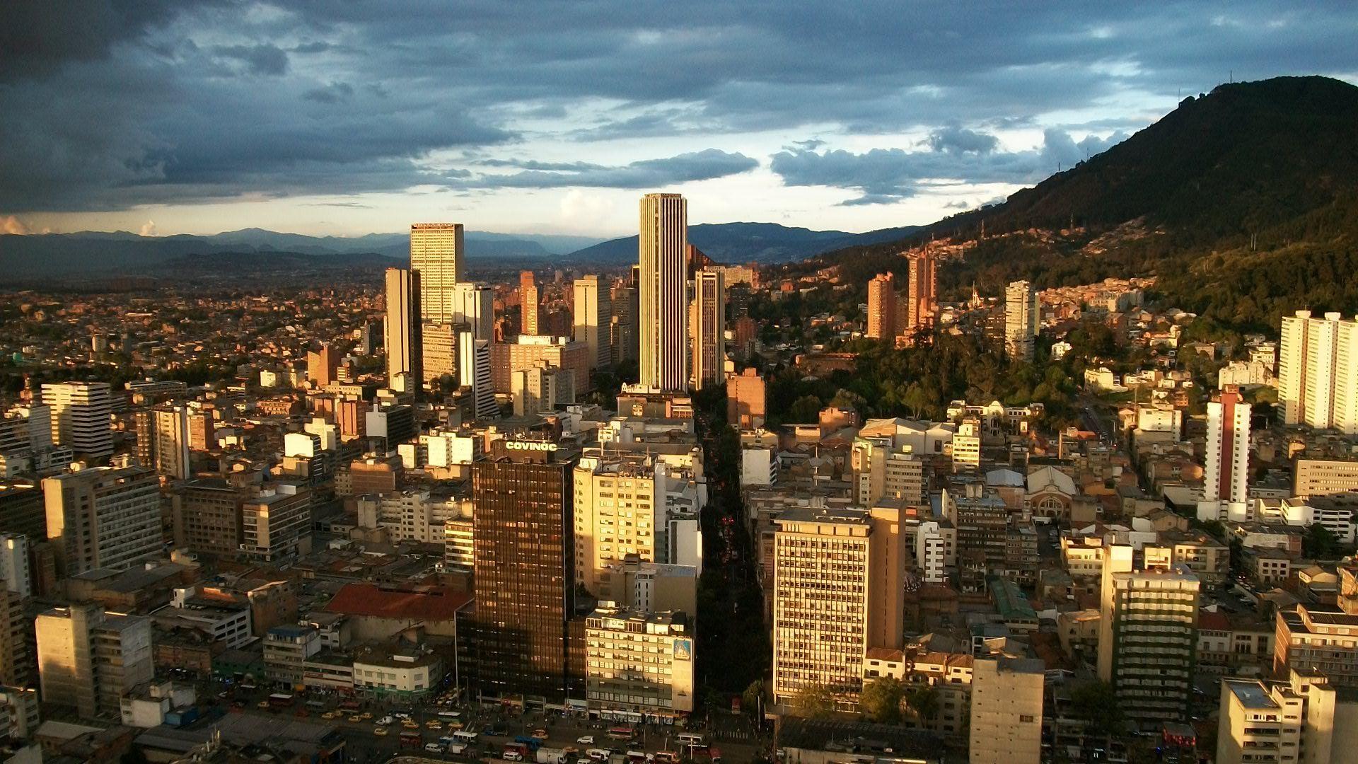 Empecemos por lo básico, ¿cuál es la capital de Colombia?