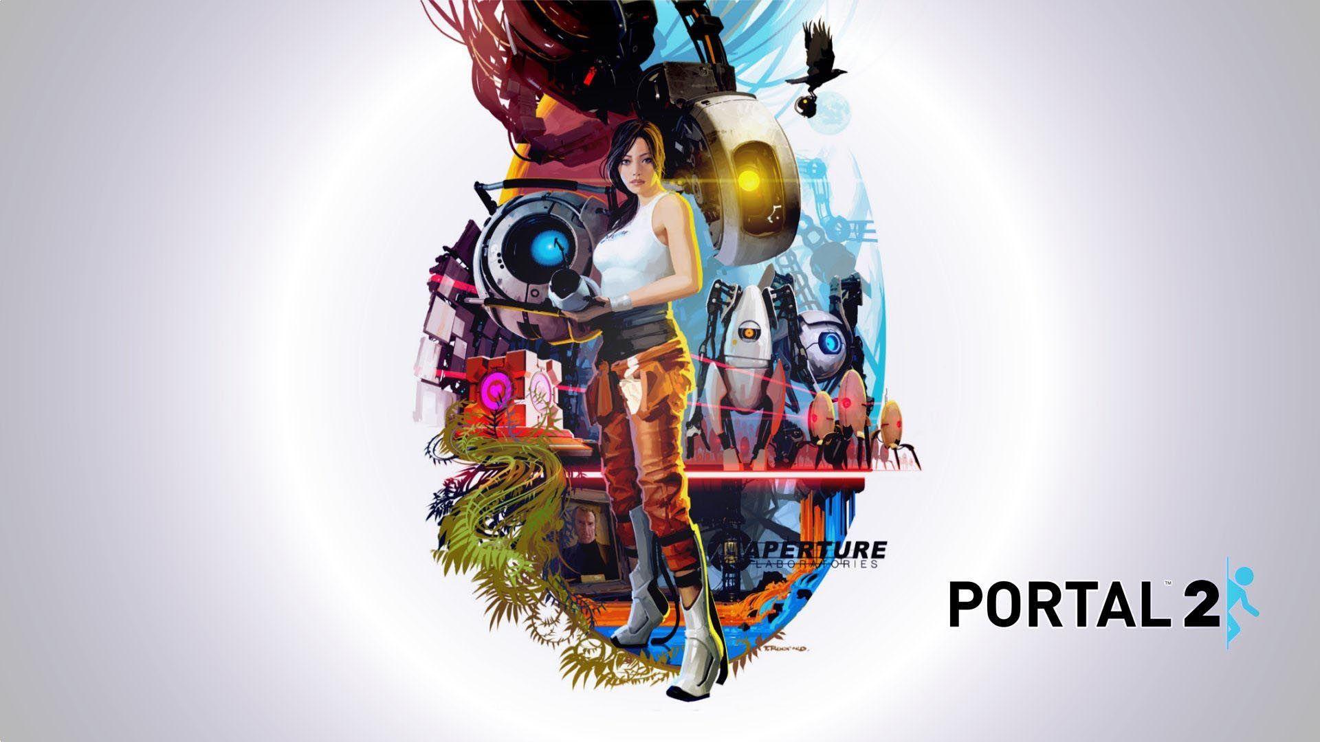 7071 - ¿Has jugado realmente a Portal 2?