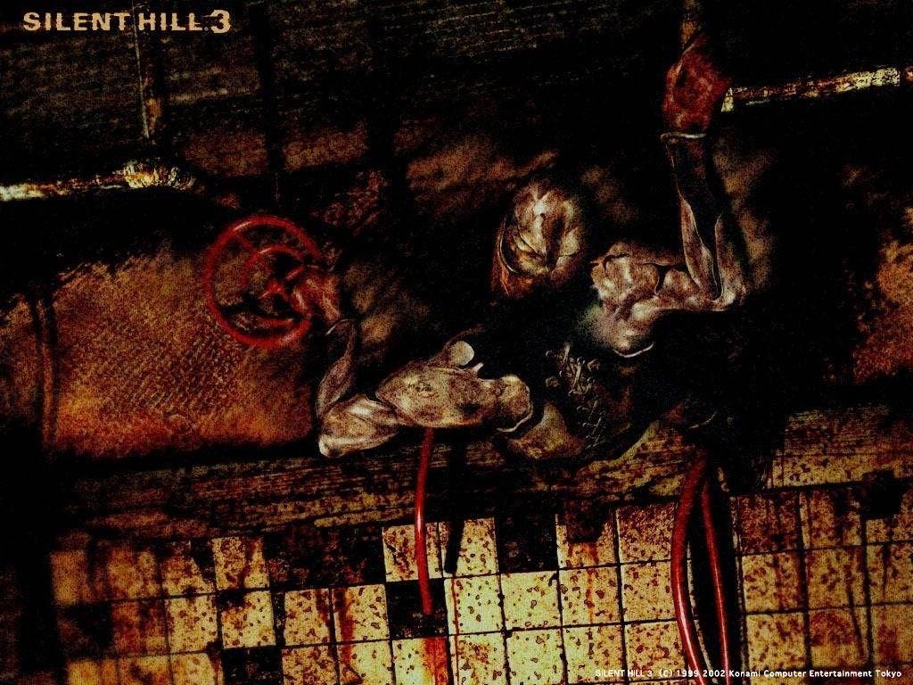 ¿Quién es el monstruo que se ve repetidas veces girando manivelas en Silent Hill 3?