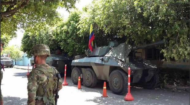 Entre el 2009 y el 2010, Colombia estuvo al borde de la guerra con la nación de...