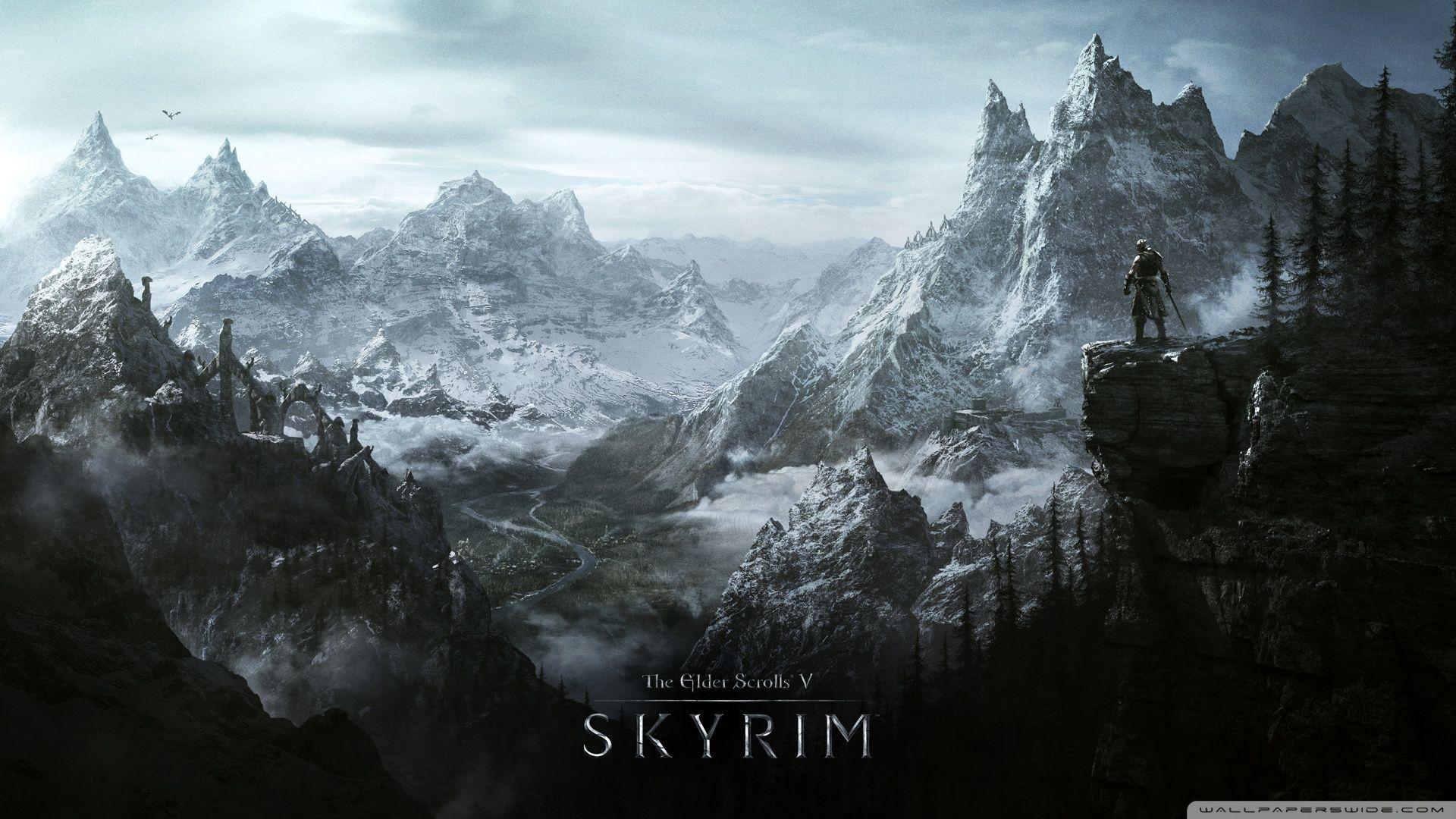 7026 - ¿Eres capaz de reconocer estas ciudades y pueblos  de Skyrim?
