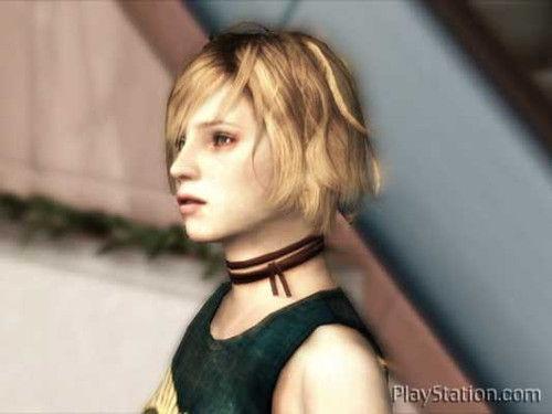 ¿Qué edad tiene Heather Mason en Silent Hill 3?