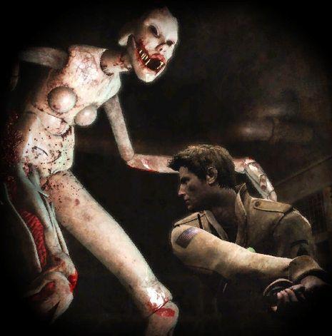 ¿Que simboliza cada uno de los jefes en Silent Hill Homecoming?